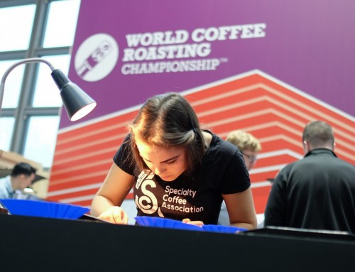 The 2019 World Coffee Roasting Championship Heads to Taipei, Taiwan!