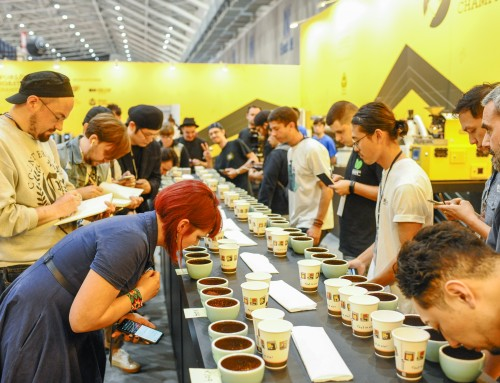 Full Ranking And Scores For The 2019 World Coffee Roasting Championship